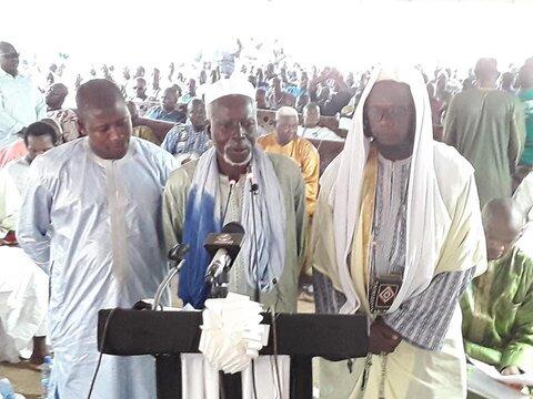 برگزاری همایش بزرگ «وحدت، رمز پیروزی» در کشور مالی