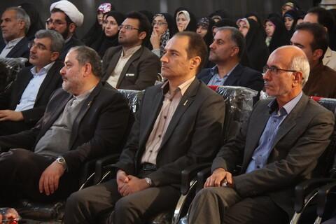 تصاویر/ مراسم اختتامیه جشنواره قرآن و عترت دانشگاه جامع علمی کاربردی کشور