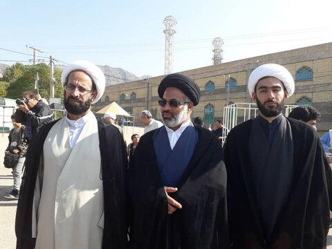 تصاویر/ راهپیمایی یوم الله 13 آبان در خرم آباد