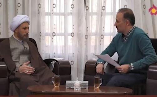 فیلم| سوال جالب دلاوری از امام جمعه شیراز درباره شباهتش به شیخ سعدی!