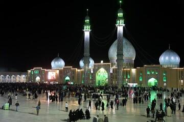 جشن های نیمه شعبان مسجد مقدس جمکران به ثبت ملی رسید