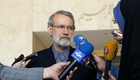 علی لاریجانی در ارومیه