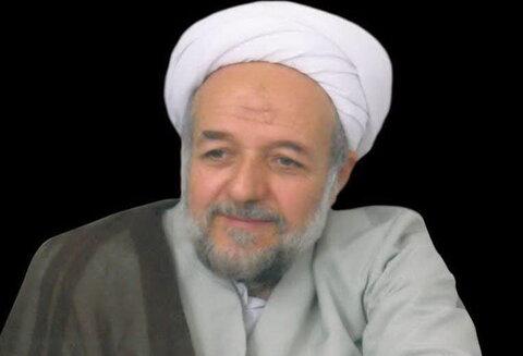 حجت الاسلام مرحوم شیخ مرتضی واعظی اراکی