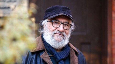 داریوش ارجمند، بازیگر پیشکسوت سینما و تلویزیون