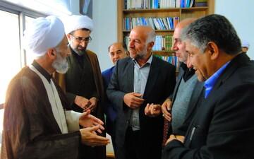 تصاویر/ دیدار مردم و مسئولان با نماینده جدید ولی فقیه در مازندران