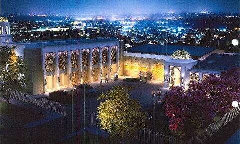 برنامه توسعه مسجد ریچموند در کالیفرنیا معرفی شد