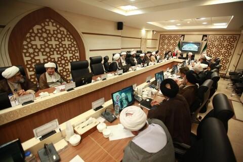 تصاویر/ افتتاحیه اجلاسیه مدیران حوزه های علمیه سراسر کشور در قم