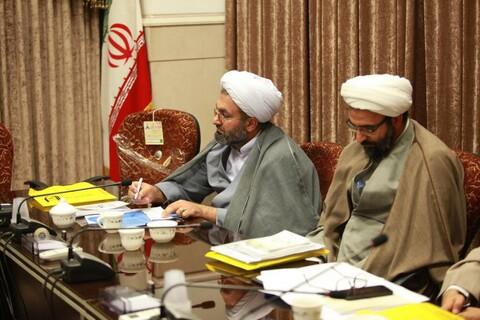 تصاویر/ کمیسیونهای اجلاسیه مدیران حوزه های علمیه سراسر کشور