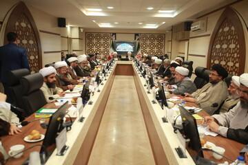 تصاویر/ دومین روز اجلاسیه مدیران حوزه های علمیه سراسر کشور در قم-۱
