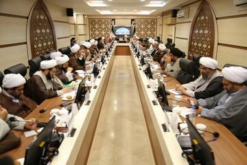 تصاویر/ دومین روز اجلاسیه مدیران حوزه های علمیه سراسر کشور در قم-۲
