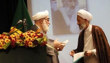 اعطای حکم مقام معظم رهبری به امام جمعه جدید ساری