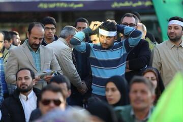 تصاویر/ اجتماع مردمی بیعت با امام عصر(عج) در بجنورد