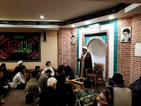 تصاویری از سفر اربعین طلاب مدرسه علمیه مهدوی و شهید باهنر تهران