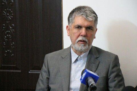 سید عباس صالحی، وزیر فرهنگ و ارشاد اسلامی در سمنان