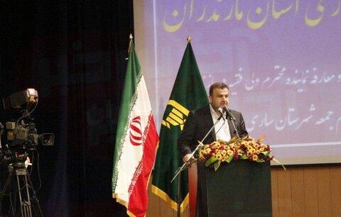 حسین زادگان، استاندار مازندران در تودیع و معارفه امام جمعه