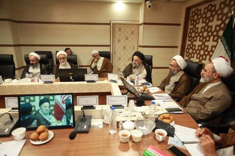 تصاویر/ دومین روز اجلاسیه مدیران حوزه های علمیه سراسر کشور در قم