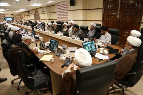 تصاویر/ دومین روز اجلاسیه مدیران حوزه های علمیه سراسر کشور در قم-2