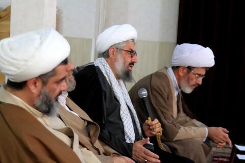 تصاویر/ گردهمایی ائمه جمعه استان همدان