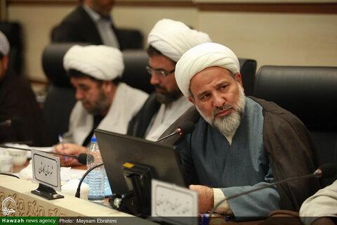 بالصور/ اجتماع مديري الحوزات العلمية في إيران بقم المقدسة