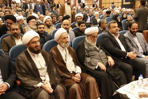 تصاویر/ مراسم تکریم و معارفه نماینده ولی فقیه در استان مازندران