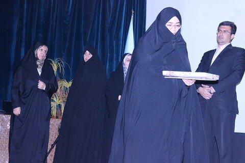 تصاویر/ جشنواره استانی بانوی هزاره اسلام بزرگداشت حضرت خدیجه(س) در یزد
