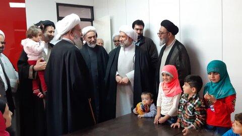 فتتاح مرکز بین المللی معارف اسلامی فاطمیه