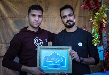 تصاویر/ اجتماع مردمی منتظران ظهور در بیرجند