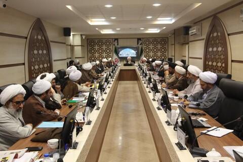 تصاویر/ دومین روز اجلاسیه مدیران حوزه های علمیه سراسر کشور در قم-