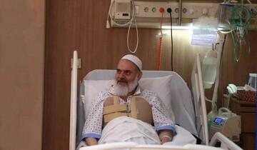 عیادت وزیر آموزش و پرورش از آیتالله حسینی بوشهری