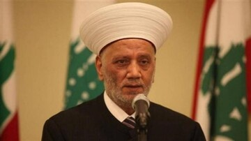 Lebanon's grand mufti demands formation of emergency national government