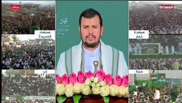 رهبر انصارالله یمن رژیم صهیونیستی را به حمله نظامی تهدید کرد