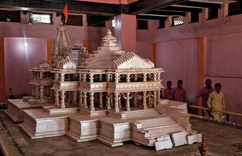 رای دادگاه هند در رابطه با مسجد بابری امروز اعلام می شود
