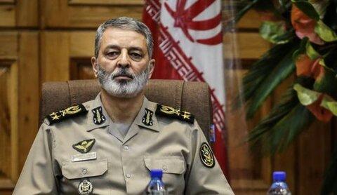 سرلشکر موسوی، فرمانده کل ارتش
