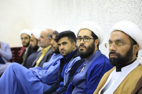 تصاویر/ دیدار مربیان حلقه های صالحین با نماینده ولی فقیه در خراسان جنوبی