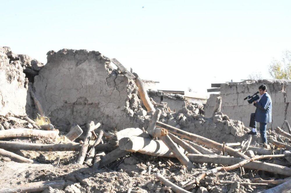 کلیپ| مردم زلزله زده آذربایجان را دریابید