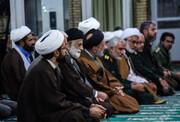 تصاویر/ مراسم جشن آغاز هفته وحدت در مسجدالنبی(ص) بیرجند