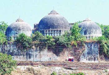 دادگاه هند مسجد بابری را متعلق به هندوها دانست