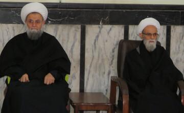 ابراز همدردی مدیر حوزه علمیه و امام جمعه بناب با زلزله زدگان