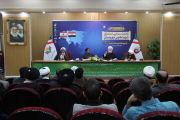 تصاویر/ نشست علمی تحلیل سیاسی- اجتماعی شرایط کنونی عراق و لبنان