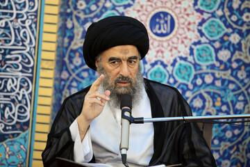 آیت الله مدرسی نسبت به تأثیر پذیری مردم عراق  از رسانه های  فتنه هشدار داد