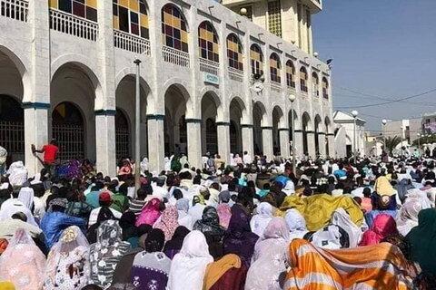 جشن مولد النبی (ص) و گرامیداشت هفته وحدت در سنگال