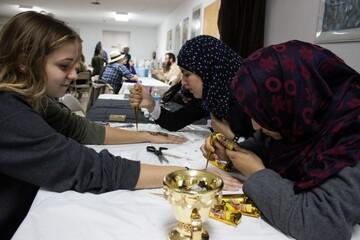 مراسم «درهای باز» در مرکز اسلامی منهتن برگزار گردید