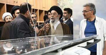 شهرک سلامت اصفهان در تراز جهانی ساخته شود