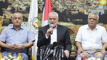 General elections necessary for restoring unity: Hamas