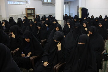 اجرای طرح «مفتاح» در مدارس علمیه خواهران لرستان
