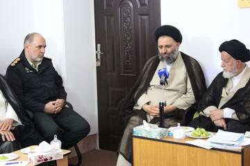 قدردانی آیت الله شاهچراغی از پرسنل نیروی انتظامی