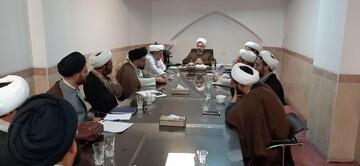 ارزیابی دوره ای مدارس علمیه استان یزد