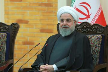 رئیس جمهور میلاد پیامبر اسلام (ص) را به سران کشورهای اسلامی تبریک گفت