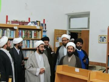 مدیر حوزه علمیه فارس از مدرسه باقرالعلوم(ع) گراش بازدید کرد