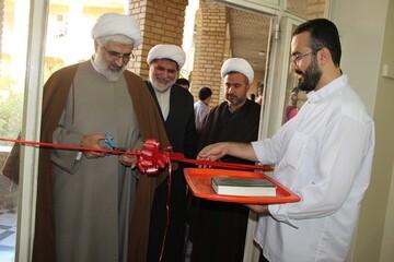 خوابگاه مدرسه علمیه امام صادق(ع) قزوین به بهره برداری رسید